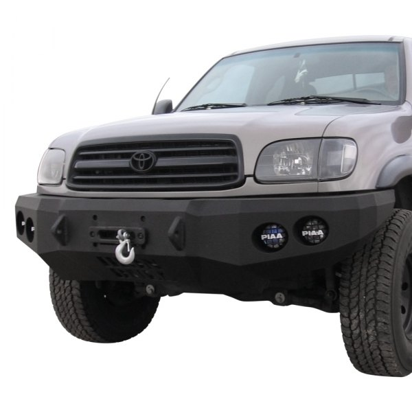 iron bull bumpers toyota tundra 2000 2002 base front. Black Bedroom Furniture Sets. Home Design Ideas