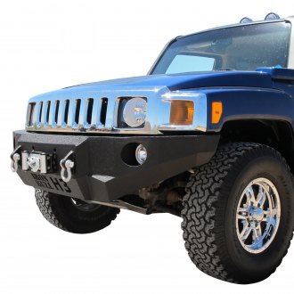 Iron Bull Bumpers® - Base Front Winch Bumper