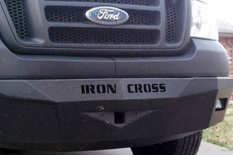 Iron Cross® 30-415-04 - RS Series Front Bumper