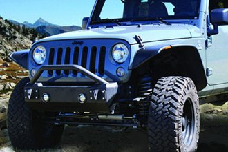 Iron Cross® - Stubby Front Bumper
