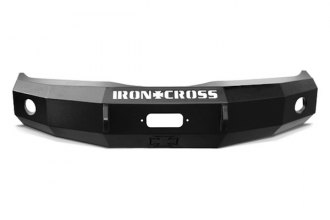 Iron Cross® 20-515-07 - Base Front Bumper