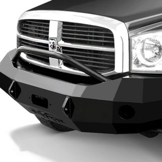 Iron Cross® - HD Series Front Bumper with Push Bar