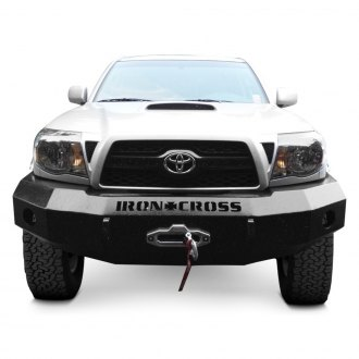 Iron Cross® - Heavy Duty Series Full Width Front Winch HD Bumper