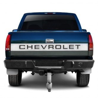 Iron Cross® - Heavy Duty Series Full Width Rear HD Bumper