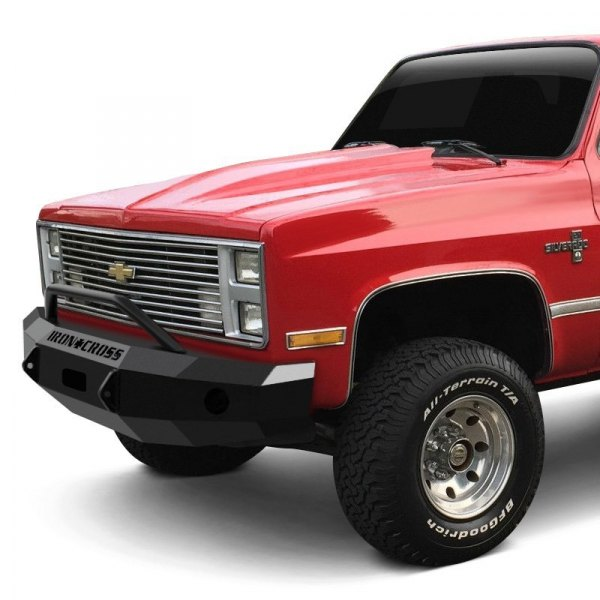 Off Road Bumper Plans >> Iron Cross® - Chevy C10 / C20 / C30 / K10 / K20 / K30 Silverado 1985 Heavy Duty Series Full ...