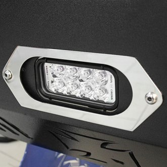 Iron Cross® - Rectangular Center LED Light Kit