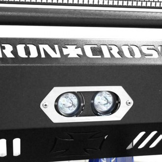 Iron Cross® - Round Center LED Light Kit
