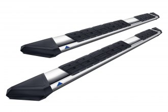 Iron Cross® 522-8280 - Patriot Polished Stainless Steel Running Boards