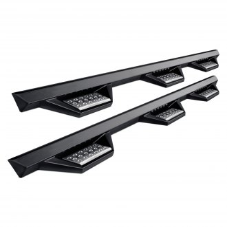 Iron Cross® - HD Series Black Side Steps