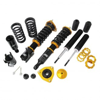 "ISC Suspension® - 0""-3"" x 0""-3"" N1 Street Comfort Series Front and Rear Lowering Coilover Kit"