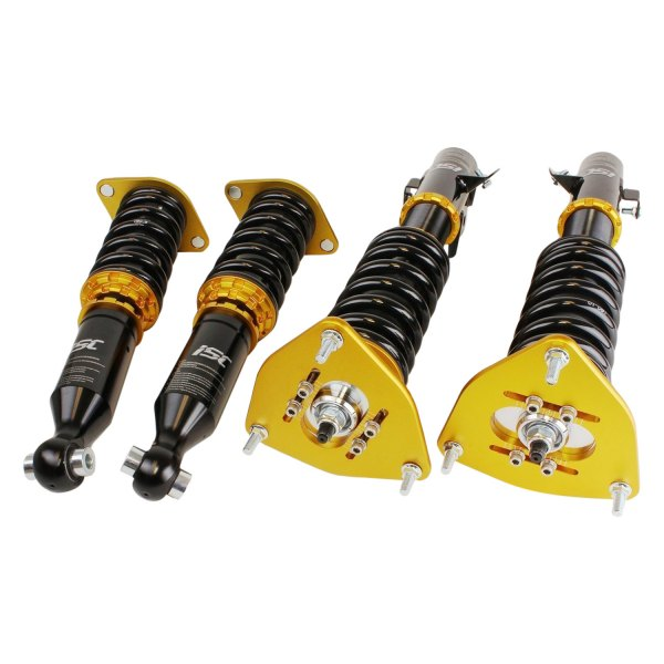 ISC Suspension Coilover Rear Adjustment Extenders