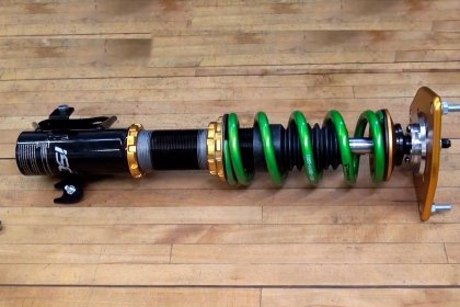 ISC Suspension® Installing N1 Coilovers (Full HD)