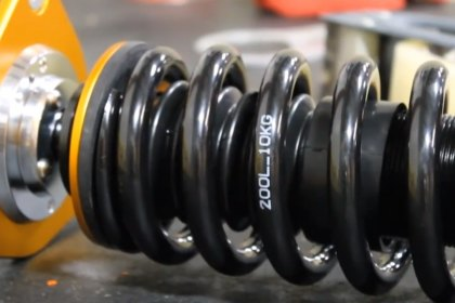 ISC Suspension® Preload with N1 Coilovers (HD)