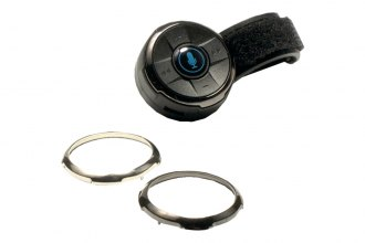 iSimple® - BluClik Bluetooth Remote Control with Steering Wheel and Dash Mounts