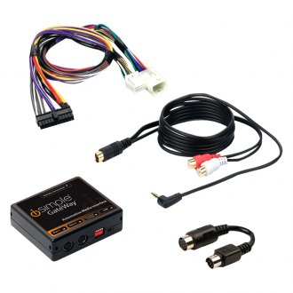 iSimple® - SiriusXM Kit for SXV-100/200 Tuner