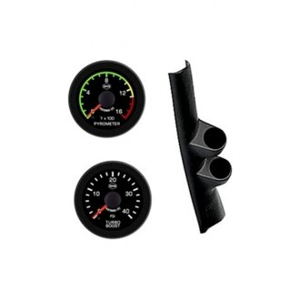 ISSPRO® - Ev™ Direct Fit A-Pillar Gauge Kit