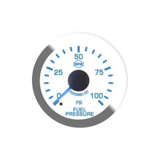 ISSPRO® - Ev2™ Direct Fit In-Dash White Gauges