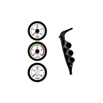 ISSPRO® - Performax Series Direct Fit A-Pillar Gauge Kit