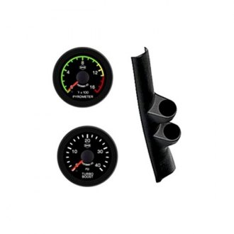 ISSPRO® - Ev2™ Direct Fit A-Pillar Gauge Kit