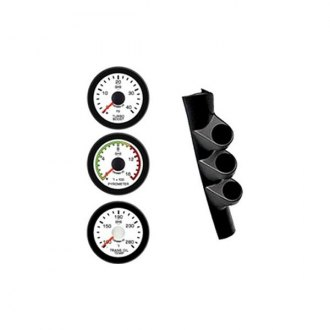 ISSPRO® - EV² Series Triple Gauge Kit