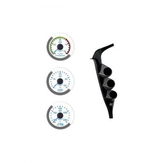 ISSPRO® - EV2 Series Direct Fit A-Pillar Gauge Kit