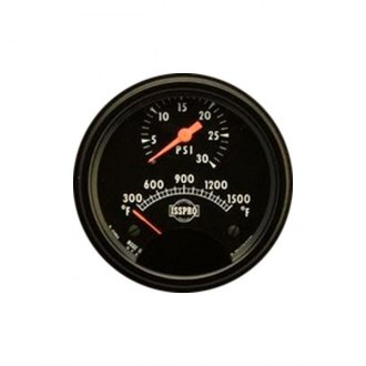 ISSPRO® - Classic Series Turbocator Gauges