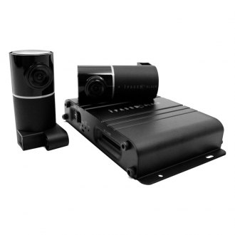iTronics® - iPass Dual Lens Dash Camera