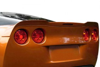 IVS® IVS-2884-9001-01- Tiger Shark Rear Spoiler