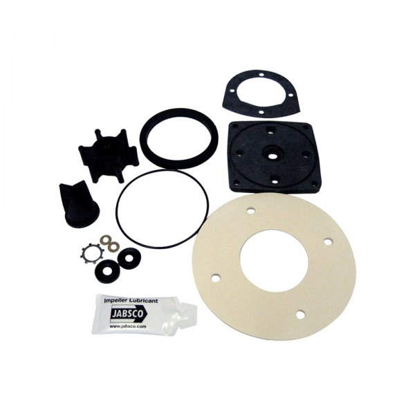Jabsco 174 37040 0000 Service Kit For 37010 Electric Series