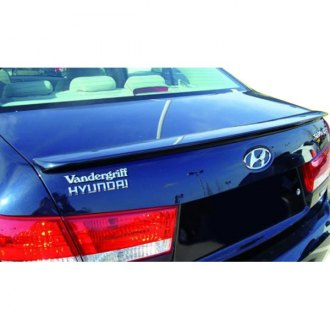 Jae® - Eagle Wings™ Factory Style Rear Lip Spoiler (Painted)