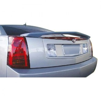 2004 cadillac cts factory style rear spoilers. Black Bedroom Furniture Sets. Home Design Ideas
