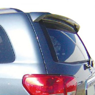 Jae® - Eagle Wings™ Factory Style Rear Roof Spoiler with Light (Unpainted)