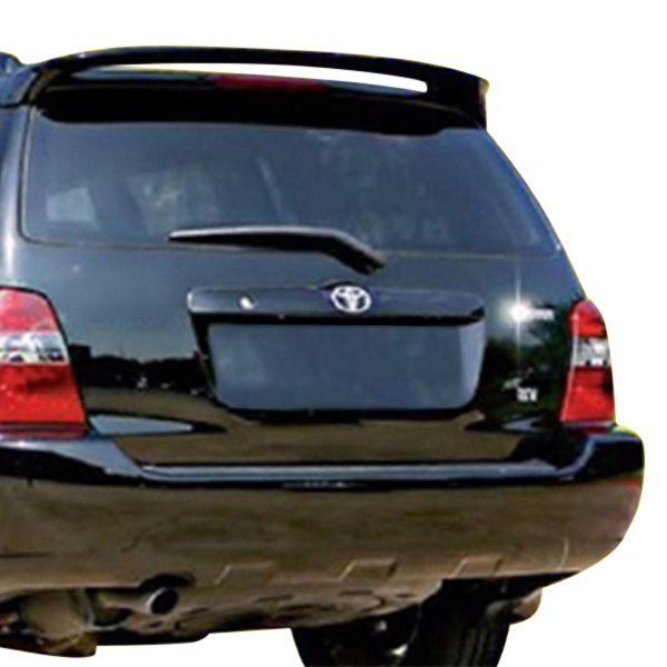 PAINTED ANY COLOR FOR TOYOTA HIGHLANDER 2001-2007 REAR WING SPOILER NEW