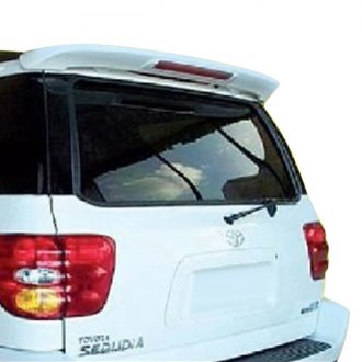 Jae® - Eagle Wings™ Factory Style Rear Roof Spoiler with Light