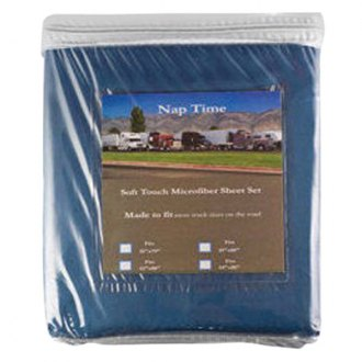 Jake's Cab Solutions® - Midnight Blue Nap Time Truck Bed Sheet Set
