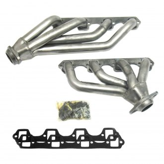 JBA® - Cat4ward Stainless Steel Natural Short Tube Exhaust Headers