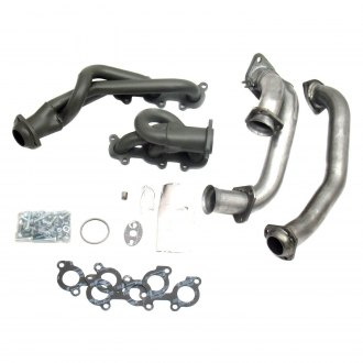 JBA® - Cat4ward Shorty Titanium Ceramic Header