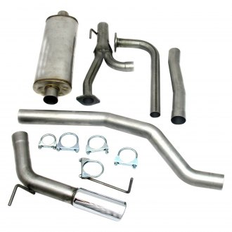 JBA® - Stainless Steel Cat-Back Exhaust System with Single Side Exit