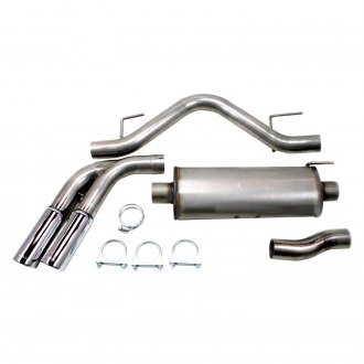 JBA® - Stainless Steel Cat-Back Exhaust System