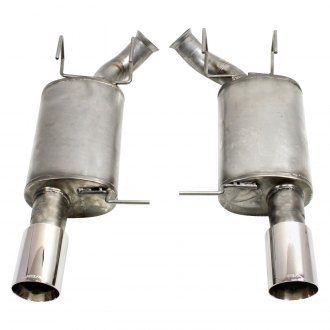 JBA® - Stainless Steel Axle-Back Exhaust System