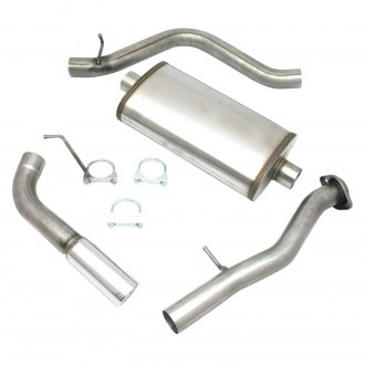 JBA® - Stainless Steel Exhaust System