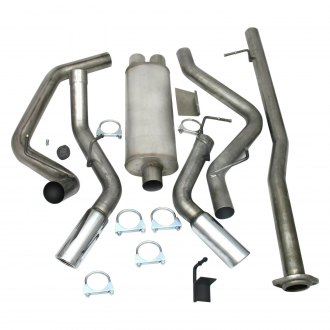 JBA® - Stainless Steel Exhaust System with Split Side Exit