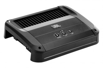 JBL® - GTO Series Class D 5-Channel 1200W Amplifier