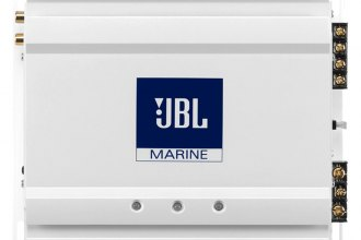 JBL® - Class A/B 2-Channel 160W Marine Amplifier