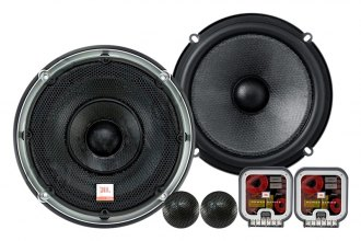 "JBL® - 6-1/2"" Power Series 2-Way 270W Component Speakers"
