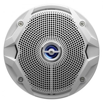"JBL® - 6-1/2"" Coaxial White 90W Speakers"