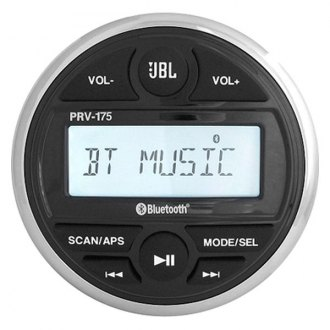 JBL® - Marine Digital Media Receiver with Built-in Bluetooth