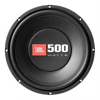 "JBL® - 10"" CS Series 500W 4 Ohm SVC Subwoofer"
