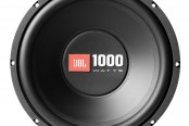 "JBL® - 12"" CS Series SVC 1000W Subwoofer"
