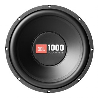 "JBL® - 12"" CS Series 1000W 4 Ohm SVC Subwoofer"